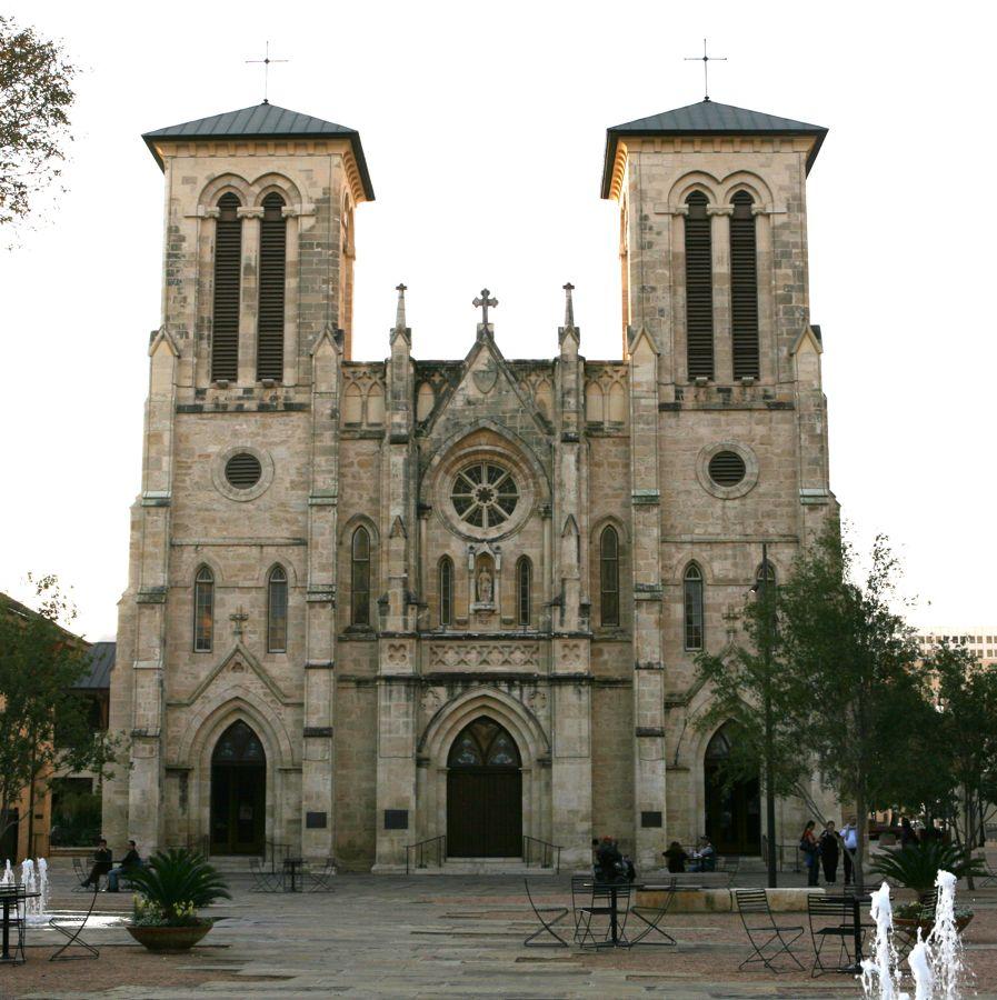 San Antonio Trans World Expedition