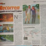 Trans World makes it in the paper