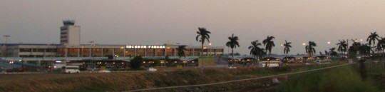 Panama City airport