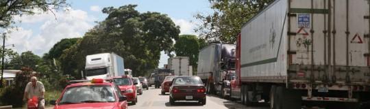 Costa Rica - Panama border crossing