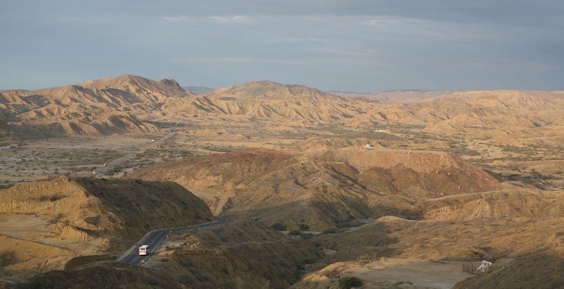 Visit to Nazca