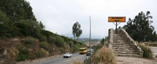 The equator line