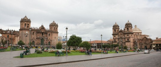 Cusco, Plaza de Armas