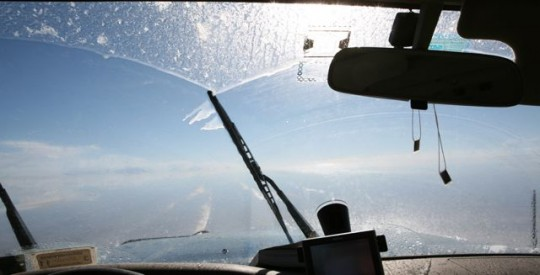 Driving there is no different than piloting an aircraft