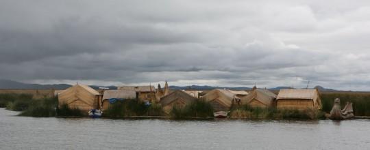 A floating island