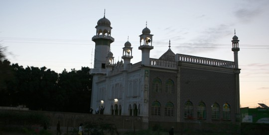 Isiolo mosque.