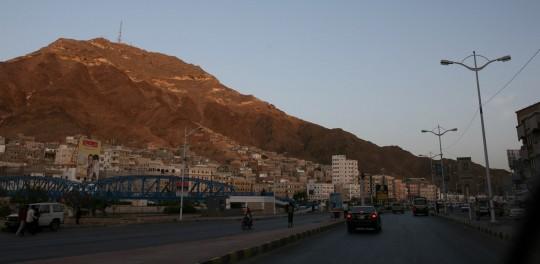 Mukalla city.