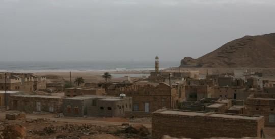 Fishermen village.