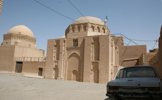 The Tomb of the Twelve Imams, Yazd