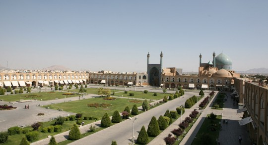 Imam Square, Esfahan.