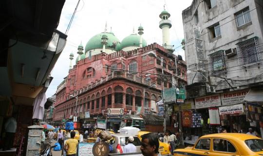 Nakhoda Mosque.
