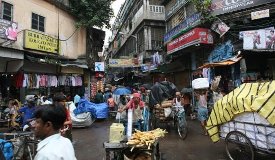 Welcome to Calcutta.