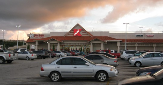 They even have Kmart stores!