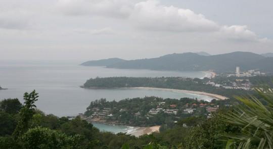 Phuket west coast.