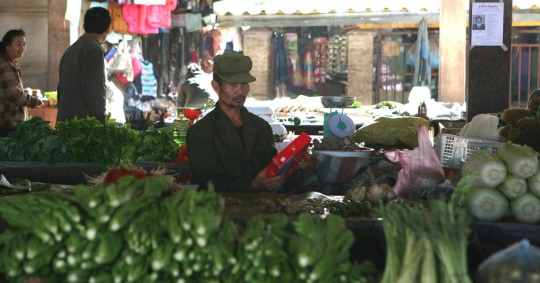 Vegetables in the market, exactly what I need to get a more balanced diet.