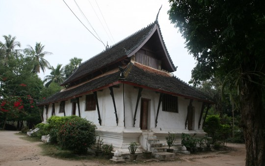 Old Wat, Luang Prabang.