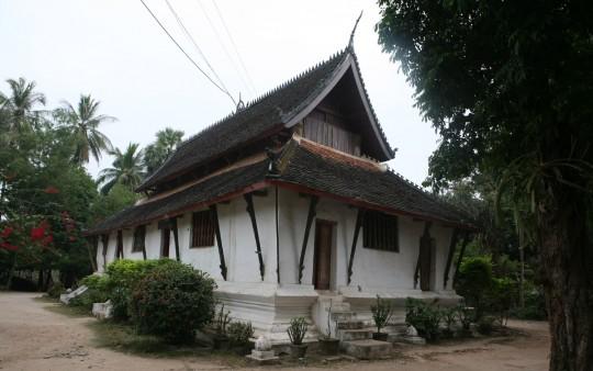 Old Wat, Luang Prabang.